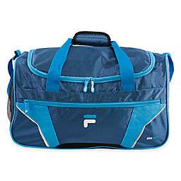 FILA Drone 19-Inch Sports Duffle Bag in Navy/Blue
