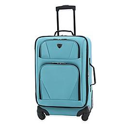 Traveler's Club® Majesty 21-Inch Carry On Luggage