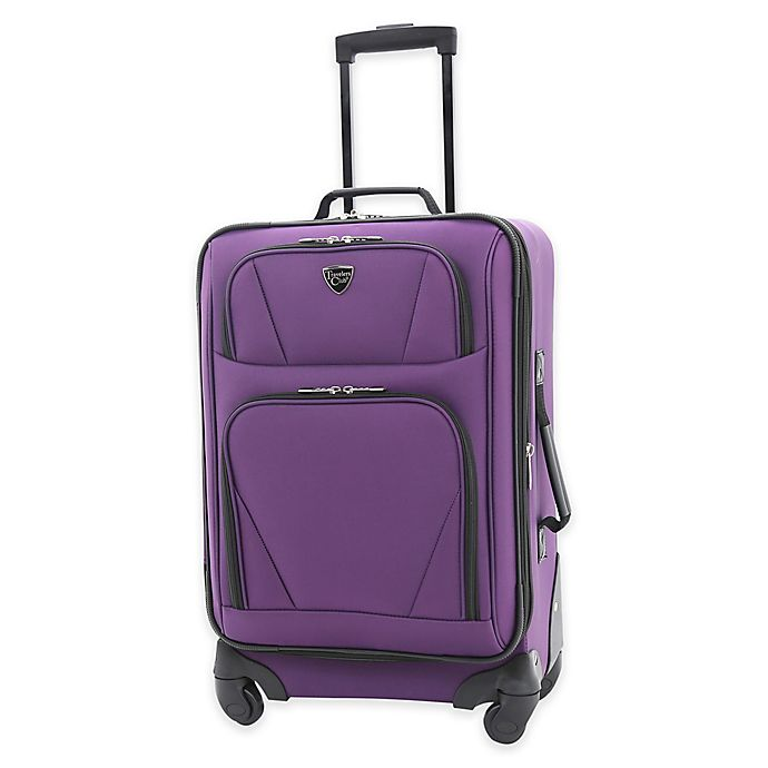 Alternate image 1 for Traveler's Club® Majesty 21-Inch Carry On Luggage