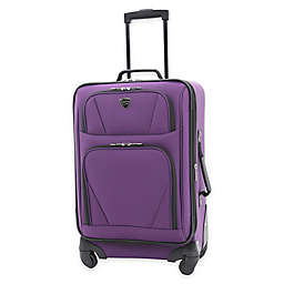 Traveler's Club® Majesty 21-Inch Carry On Luggage