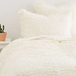 Amity Home Laura Twin Duvet Cover in Ivory