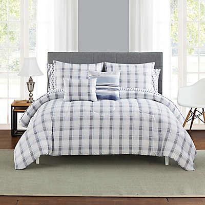 Scarborough Reversible Comforter Set