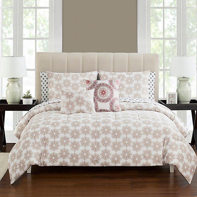 Alternate image 1 for Tamara Reversible Comforter Set