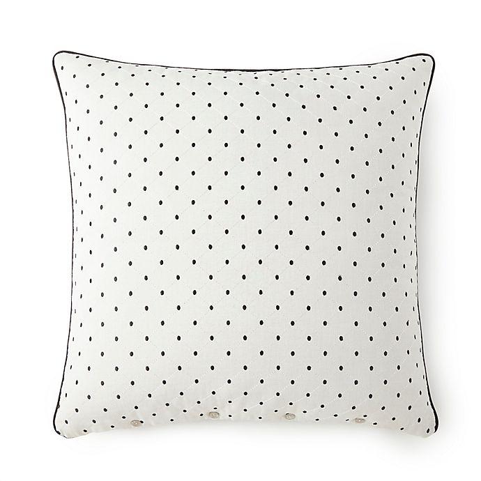 Alternate image 1 for Rose Tree Valencia European Pillow Sham in Platinum
