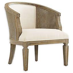 Linon Home Asher Kensington Chair in Grey
