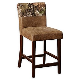 Linon Home Mossy Oak Bar and Counter Stools