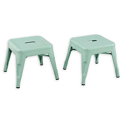 Acessentials® Metal Chairs (Set of 2)
