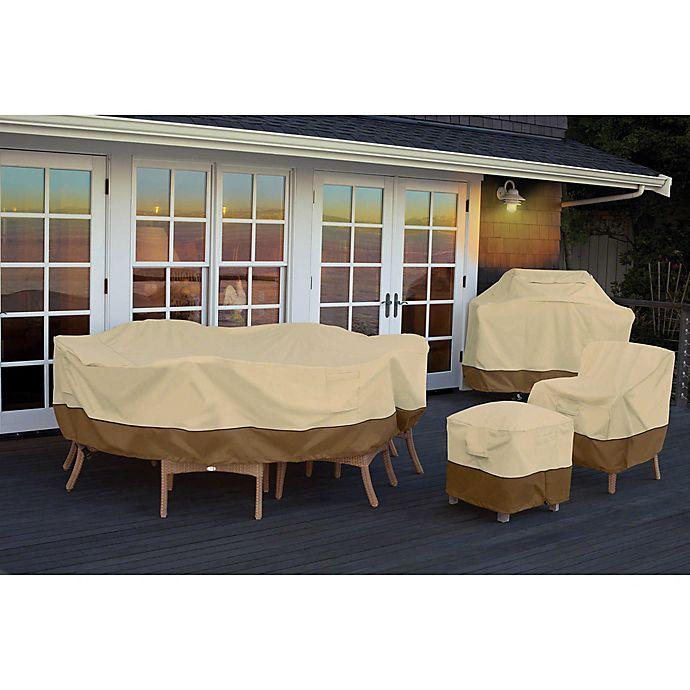 Alternate image 1 for Classic Accessories® Veranda Patio Furniture Cover Collection