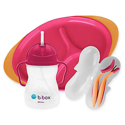 b. box ® 5-Piece Feeding Set
