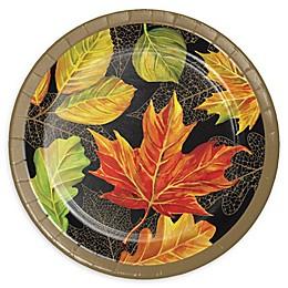 Creative Converting™ 24-Pack Elegant Fall Dessert Plates