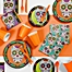 Part of the Creative Converting Dia De Los Muertos Halloween Party Supplies Kit