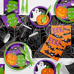 Creative Converting™ 81-Piece Friendly Halloween Party Supplies Kit