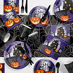 Creative Converting™ Haunted House Halloween Party Kit