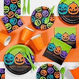 Creative Converting™ 81-Piece Playful Pumpkins Halloween Party Kit