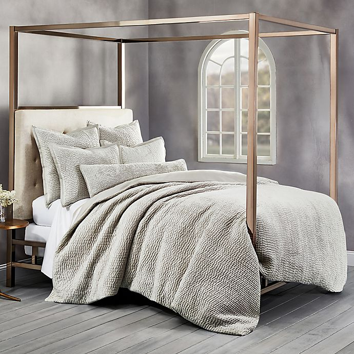 Alternate image 1 for Wamsutta® Collection Velvet Hand Stitched Bedding Collection