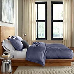 Flatiron® Tencel Reversible Duvet Cover