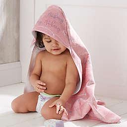 Modern Girl Hooded Towel