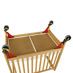 Foundations® First Responder™ Evacuation Frame with Brass Casters