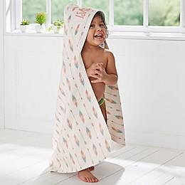 Boho Baby Hooded Towel