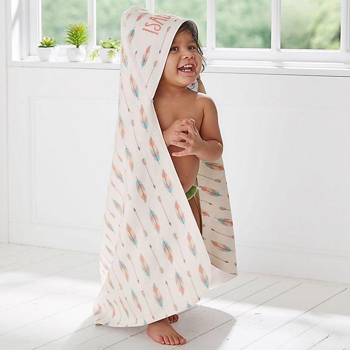 Alternate image 1 for Boho Baby Hooded Towel