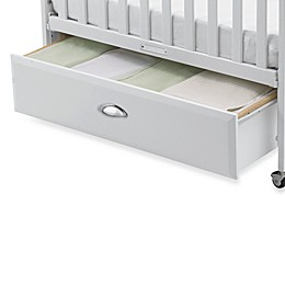 EZ Store™ Crib Drawer with MagnaSafe™ Latch - White