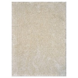 Loloi Rugs Cozy Shag Rug in Ivory