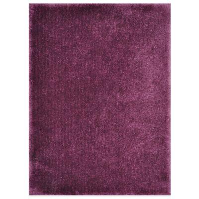 Loloi Rugs Prune Cozy Shag Rug Bed Bath Amp Beyond