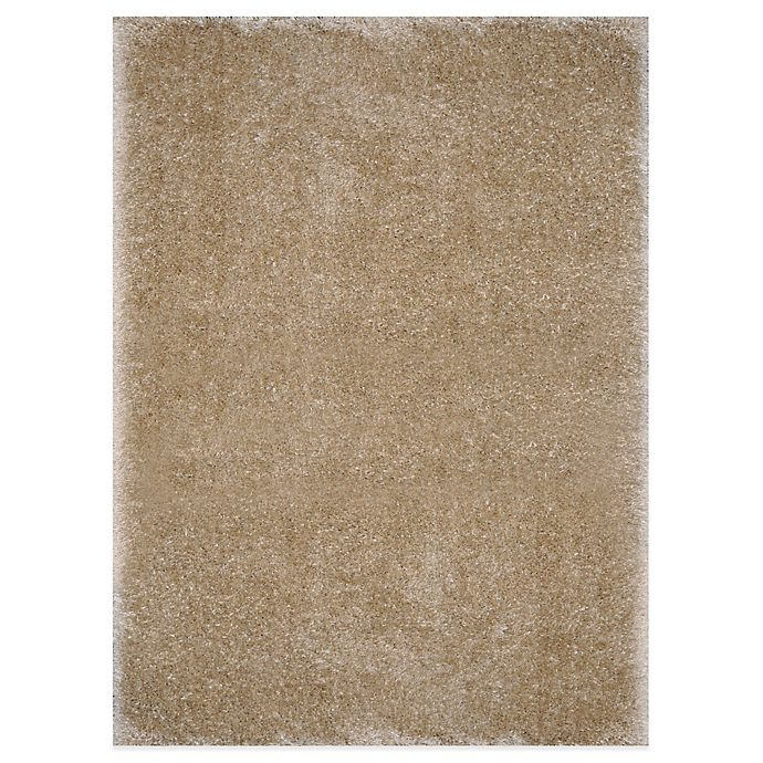 Alternate image 1 for Loloi Rugs Sand Cozy Shag Rug