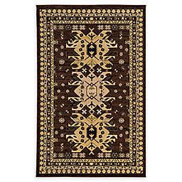 Unique Loom Oasis Heriz Powerloomed Area Rug