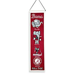 University of Alabama Collegiate Heritage Banner