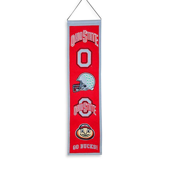 Alternate image 1 for Ohio State Collegiate Heritage Banner