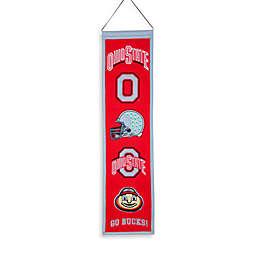 Ohio State Collegiate Heritage Banner