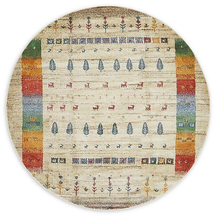 Alternate image 1 for Unique Loom Pawnee Tribe 5'5\