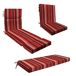 Honeycomb Stripe Outdoor Cushion Collection
