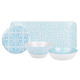 Porto Melamine Dinnerware Collection