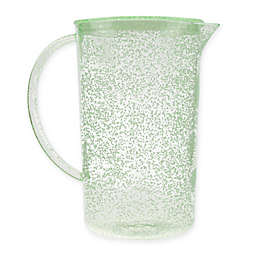 Fizz Pitcher in Light Green
