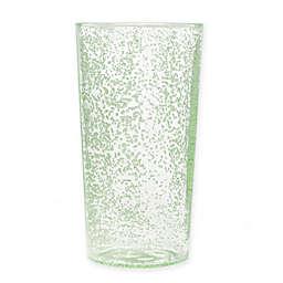 Fizz Double Highball Glass in Light Green