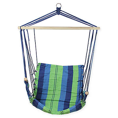 Northlight Hammock Single Swing Chair in Green