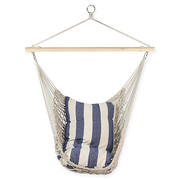 Superb Northlight Cotton Netting Hammock Chair Bed Bath Beyond Forskolin Free Trial Chair Design Images Forskolin Free Trialorg