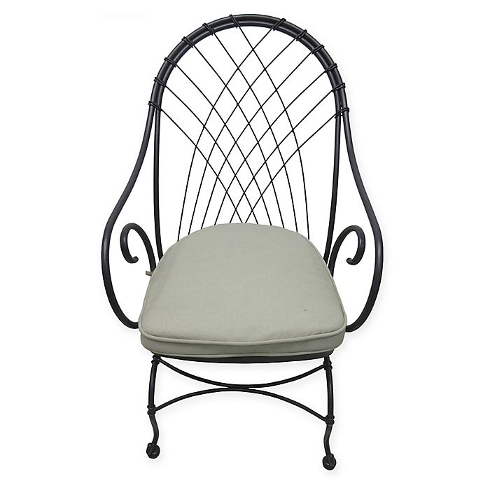 Alternate image 1 for Spring Action Bistro Chairs (Set of 2)