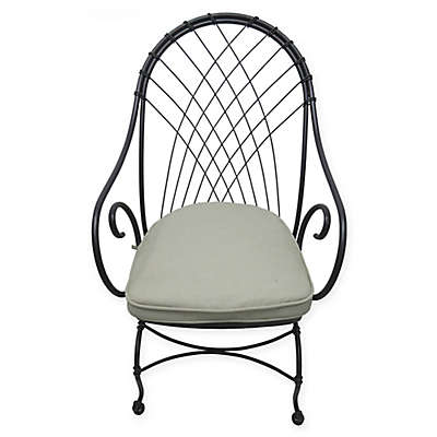 Spring Action Bistro Chairs (Set of 2)