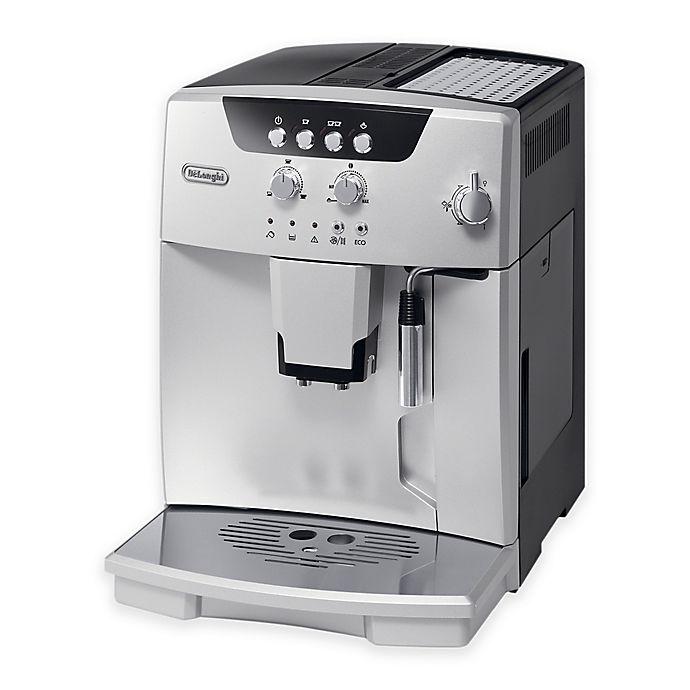 Alternate image 1 for De'Longhi Magnifica Fully Automatic Espresso/Cappuccino Maker in Silver