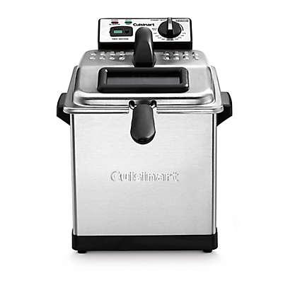 Cuisinart® Digital 3.2-Liter Deep Fryer