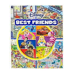 Disney® Best Friends Look and Find Book