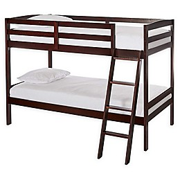 Dream On Me Logan Mini Twin Bunk Bed