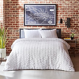 City Scene® Orleans Seersucker Duvet Set