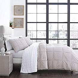 City Scene® Cosette Heathered Duvet Set
