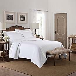 Camelia Patterned Coverlet
