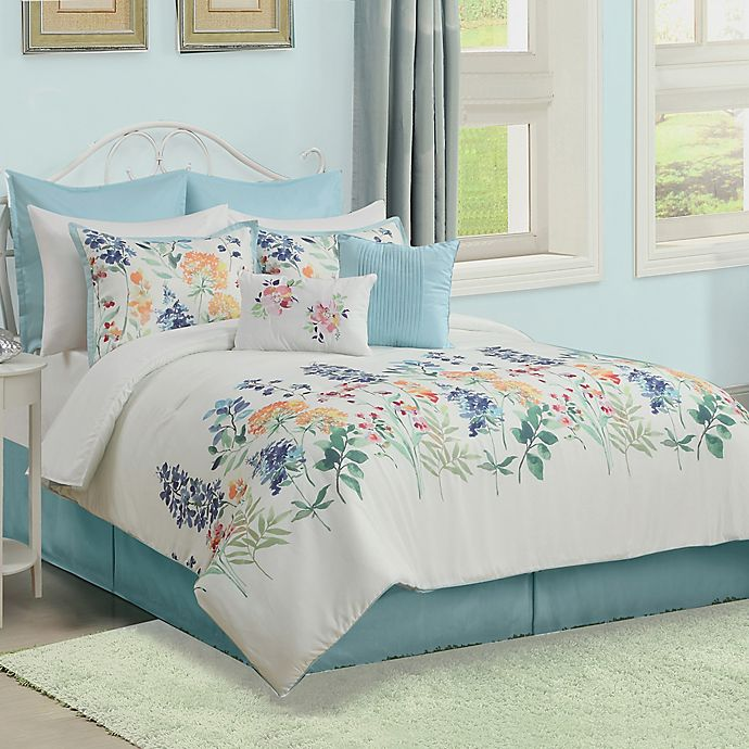 Alternate image 1 for Patricia 12-Piece Comforter Set