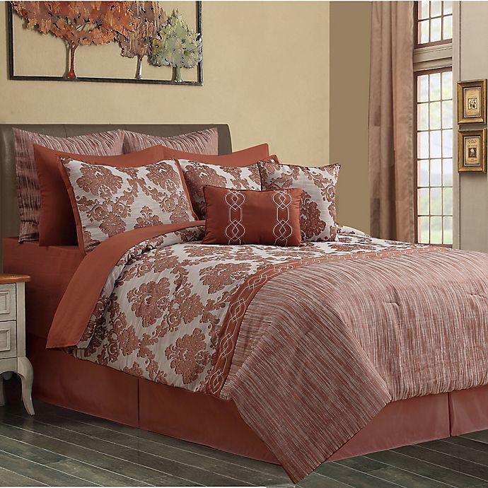 Alternate image 1 for Beckham 12-Piece Comforter Set